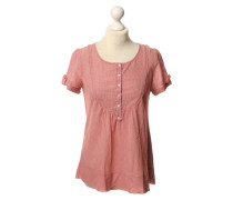 Second Hand  Bluse mit Muster