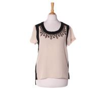 Second Hand  Blusen-Shirt aus Seide