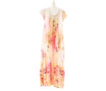 Second Hand Kleid mit Rosenprint