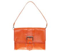 Second Hand  Handtasche in Orange