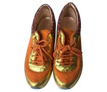 Second Hand Sneakers in Orange
