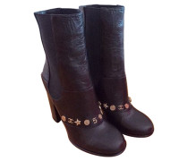 Second Hand Stiefel mit Charms