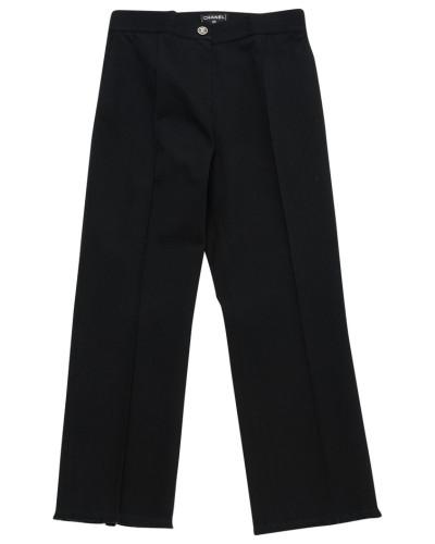 Second Hand  Hose in Schwarz