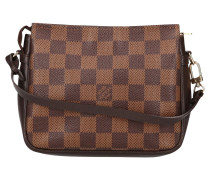 "Second Hand  ""Trousse Make Up Damier Ebene Canvas"""