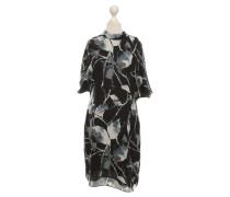 Second Hand  Kleid mit floralem Print