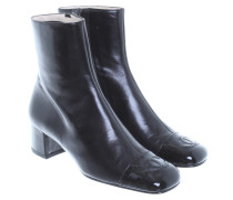 Second Hand Ankle Boots in Schwarz