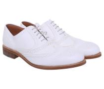 Second Hand  Schuhe in Weiß