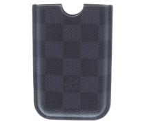 Second Hand  iPhone Case aus Damier Graphite Canvas
