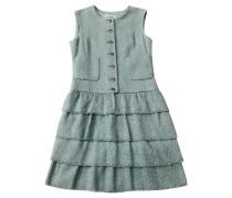 Second Hand Kleid aus Baumwolle in Türkis