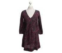 Second Hand  Kleid mit Print