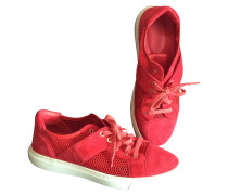 Second Hand Sneakers in Rot