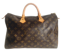 "Second Hand ""Speedy 35 Monogram Canvas"""