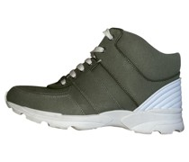 Second Hand Sneakers in Khaki