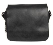 Second Hand  Messenger Bag aus Taigaleder