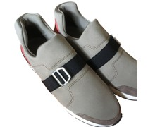 Second Hand Sneakers in Beige