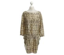 Second Hand  Kleid mit Animal-Design