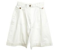 Second Hand Shorts in Weiß