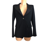 Second Hand  Blazer aus Wolle