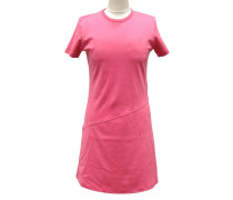 Second Hand T-Shirt-Kleid in Rosa