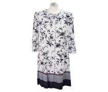 Second Hand  Tunika-Kleid mit Muster