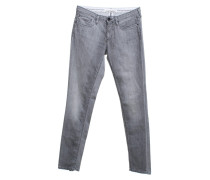Second Hand  Jeans in Grau