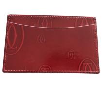Second Hand  Kartenhalter aus Leder