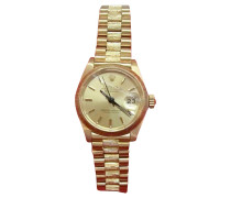"""Second Hand  """"Oyster Datejust 750 Gold"""""""