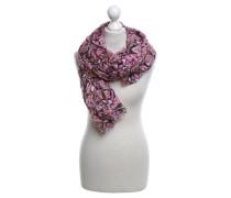 Second Hand  Schal mit floralem Print
