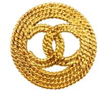 Second Hand Brosche in Gold