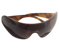 Second Hand Sonnenbrille in Hellbraun
