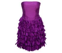 Second Hand  Kleid in Violett