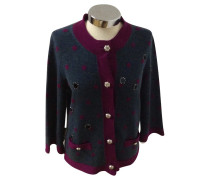 Second Hand Pullover mit Zier-Knöpfen