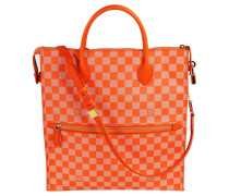 Second Hand  Tote Bag in Damier Coleurs