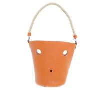 Second Hand Kleine Handtasche aus Leder