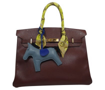 Second Hand Birkin Bag 35 Vache Liegee Gold