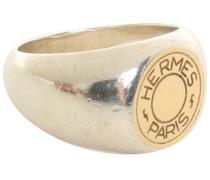 Second Hand  Silberfarbener Siegelring