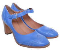 Second Hand Schuhe in Blau