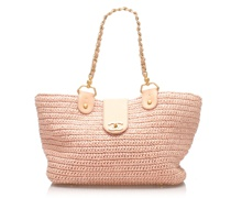 Second Hand Tote Bag in Rosa / Pink
