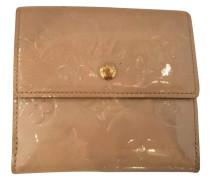 Second Hand  Portemonnaie aus Monogram Vernis