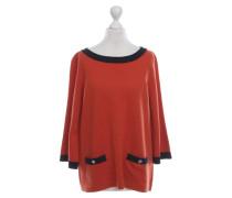 Second Hand Kaschmir-Pullover in Orange