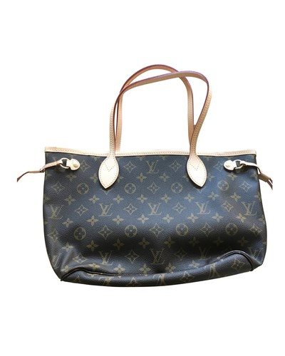 louis vuitton damen second hand tasche neverfull reduziert. Black Bedroom Furniture Sets. Home Design Ideas