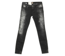Second Hand Jeans im Used-Look