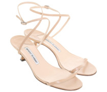 Second Hand Sandalette in Nude