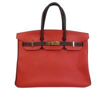 Second Hand Birking Bag 35 - Togo Leather Rouge