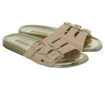 Second Hand Sandale in Nude