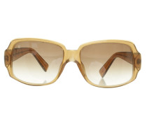 Second Hand  Sonnenbrille in Beige