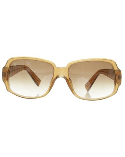 Second Hand  Sonnenbrille in Beige