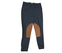 Second Hand Hose aus Wolle/Leder