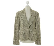 Second Hand Blazer in Bouclé-Optik