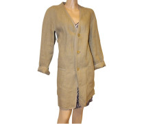 Second Hand Jacke in Beige